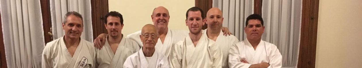 Nippon Den Karate-Do Tsuchiya Ryu   «-»   Círculo Militar – Oshima Dojo
